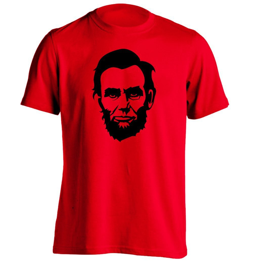 Online buy wholesale abraham lincoln from china abraham for T shirt printing lincoln