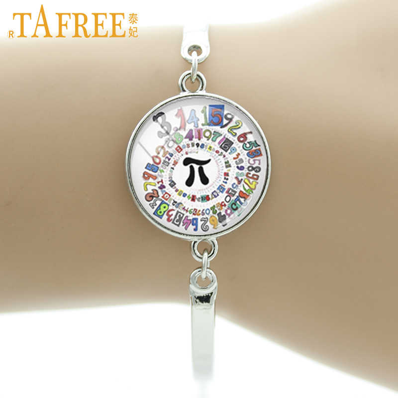 Detail Feedback Questions about TAFREE Brand Mathe Pion spiral round  bracelet mathematical pi symbol charms Stop Wars Do or do not Quotes men women  jewelry ... ee69981cd845