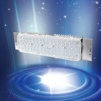 LED Đèn Đường Module 60 Wát IP67 CHỐNG Thấm Nước trạm Dầu đèn hình chữ nhật Cao power led module cho đèn lũ DC54V