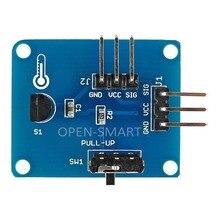 DS18B20 Digital Temperature Sensor Module Chainable & Single-Bus For Arduino