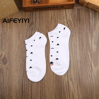 Creative Men's Cotton Socks New Men's Socks Cotton Men's Casual Socks
