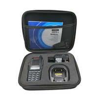 UV-82 sac sac à main Portable talkie-walkie sac adapté pour Baofeng UV-82HP accessoires de talkie-walkie de haute qualité