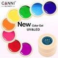 Pintura gel canni magia de suministro de pintura uv led 29 color Esmalte de Uñas Empapa de Gel Líquido Adecuado para UV y LED lámpara