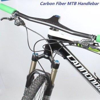8c96a6a52 TOSEEK mate negro Full UD fibra de carbono bicicleta de carretera manillar  bicicleta doblada barra manillar 31,8*400/420/ 440mm