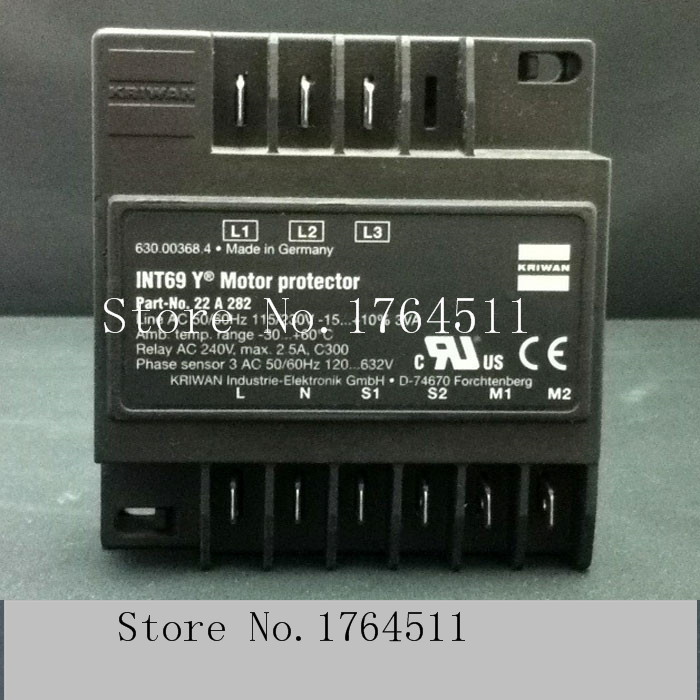 [BELLA] KRIWAN INT69Y Levin Beverly compressor protection order number: 22A282 China as the sole distributor[BELLA] KRIWAN INT69Y Levin Beverly compressor protection order number: 22A282 China as the sole distributor