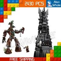 2141pcs New 16007 Death Star DIY Model Building Blocks Minifigures Unique Elements Toys Compatible With Lego