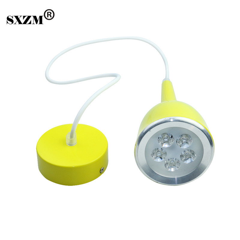 SXZM 5W led pendant light indoor Modern Cup decoration lamp fixture high quality with led driver for home dinning room,Bedroom modern creative quality acylic led dinning room pendant lamp home decoration lighting fixture with led free shipping 110v 220v