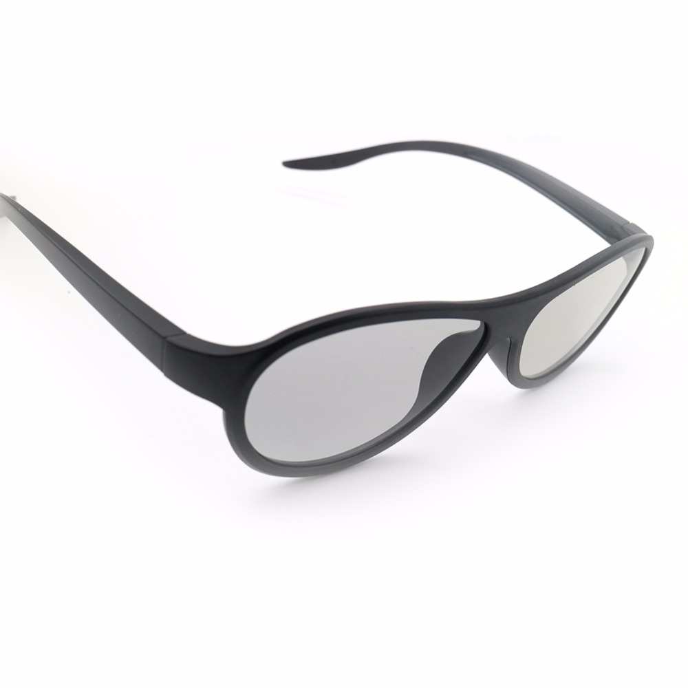 4 unids / lote reemplazo AG-F310 gafas 3D polarizadas gafas pasivas - Audio y video portátil - foto 6