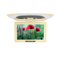 9 inch bus/car/taxi TFT LCD roof Mounting AV Monitor for DC 8-36V dual video inputs three color optional SH981