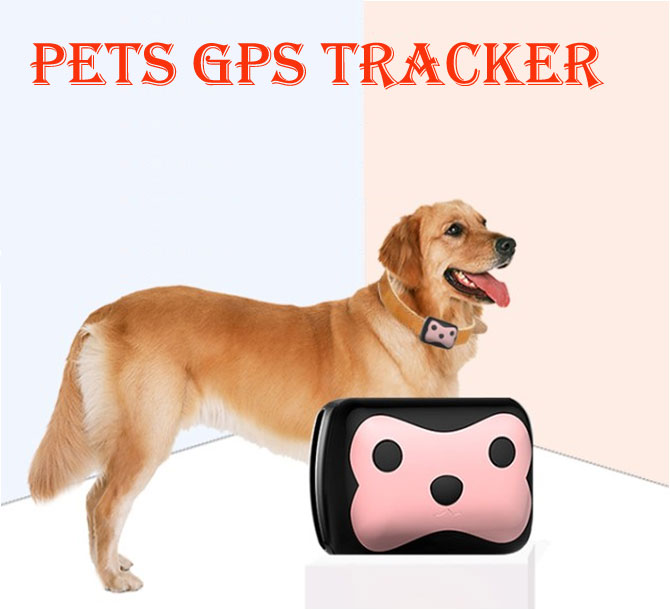 Free shipping super mini long standby time dog cat Pet personal gps tracker IOS Andriod App