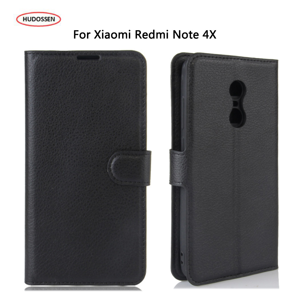 Hudossen for xiaomi redmi note 4 pro prime case leather 5 5 mobile phone accessories phone bags - Xiaomi redmi note 4 case ...