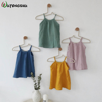 Kids Dresses For Girls Soft Cotton Infant Dress 1Y-5Y Casual Baby Girl Clothing Toddler Children Dress Summer Holiday Girl Dress kids girl dresses summer dress button striped children girl dress 100