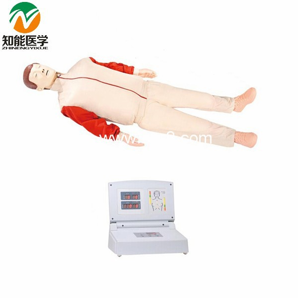BIX/CPR280 Cpr Training Model Full Functional Electronic CPR Manikin iso bust cpr model cpr model computer control cpr practice model cpr training dummies