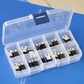21 типов положительный и отрицательный регулятор IC ассорти комплект