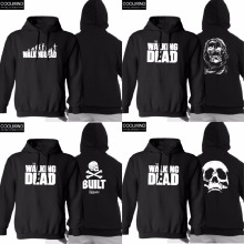 The Walking Dead Logo Hoodies