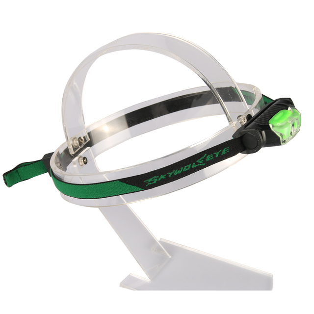 New Brightest LED Bike Headlamp Headlight Waterproof 14500/ AA Head Light Lamp For Outdoor Cycling Camping Hunting P0