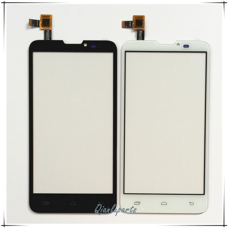 Syrinx +3M Tape Touch Panel Touchscreen Sensor For Prestigio MultiPhone PAP 5300 Duo PAP5300 Touch Screen Digitizer Front Glass