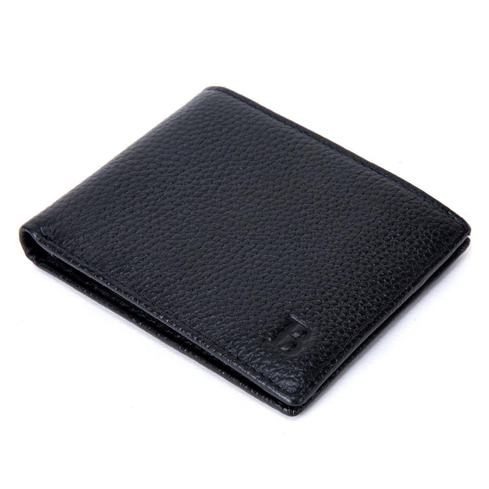 Fashion Men Genuine Leather Wallet With Coin Pocket Thin Purse Cards Holder Purses LBY2017 издательство мозаика синтез первые раскраски малыша на лугу вилюнова в с 2 лет