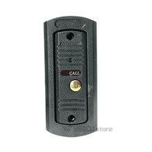 Homefong 600TVLビデオドアベルインターホン屋外ドアベルカメラステーション防水