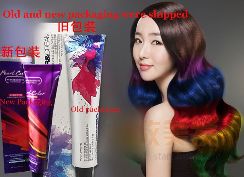 Hair Color Korean Colored Hair Powder