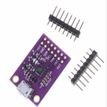 CJMCU-2112 CP2112 Debugging Board USB to I2C Communication Module free shipping industrial grade usb to mbus host usb mbus meter reading communication debugging usb power supply of 10 loads