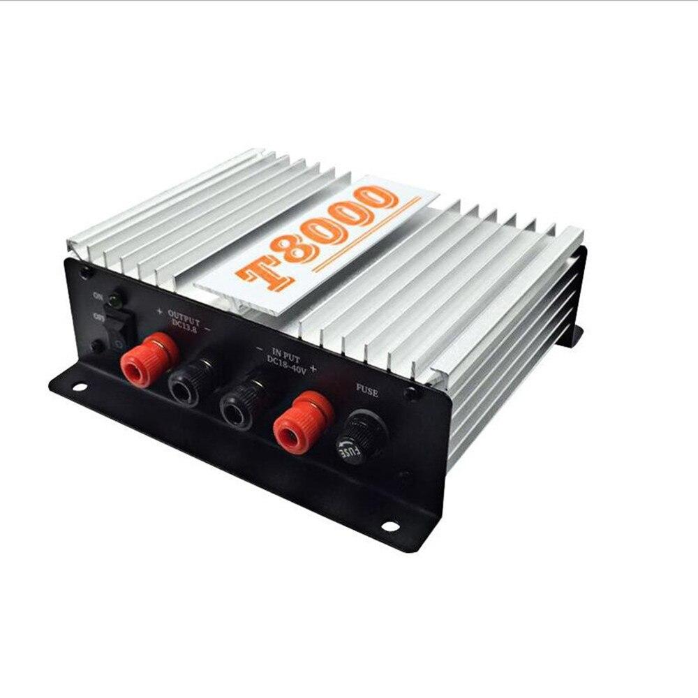 2PCS/LOT T8000 Transformer 24V to 13.8V 45A Regulator Power supply for Mobile Two way Radio/Car Radio 18V-40V In 13.8V 45A Out2PCS/LOT T8000 Transformer 24V to 13.8V 45A Regulator Power supply for Mobile Two way Radio/Car Radio 18V-40V In 13.8V 45A Out