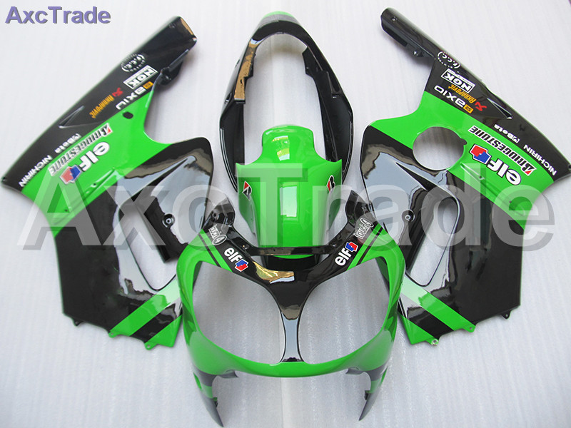 Motorcycle Fairing Kit For Kawasaki ZZ-R 1200 ZX12R ZX-12R 2000 2001 00 01 Fairings kit High Quality ABS Plastic Injection C533 high grade for kawasaki zx12r fairings 2000 ninja zx12 fairing 2001 zx 12r 00 01 green flame in glossy black sm17