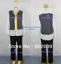 Vocaloid Kagamine Len Cosplay Costume ACGcosplay simple version(China)