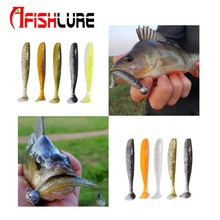 10pcs Easy Shiner Soft Lure 68mm2.3g t tail Fishing Lure Shad Plastic Silicone Lure Bass Bait Swimbaits Pasca Leurre Shads Soft 3 pcs lot 7 5g 10cm handmade soft bait fish fishing lure shad manual silicone bass minnow bait swimbaits plastic lure pasca