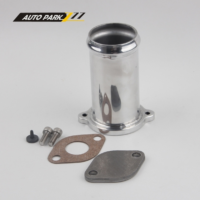 US $22 8 |free aluminum EGR DELETE Kit for ford mondeo mk3 2 0 ST2 2 TDCi  not chip tuning box exhaust decat egr bypass valve egr09 on Aliexpress com  |