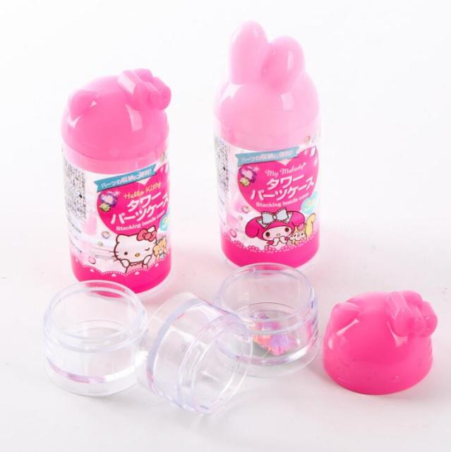 40% Melody Hello Kitty Plastic Ornaments Decorative Sub Bottle 40 Enchanting Decorative Lotion Bottles