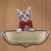 Removable Pet Cat Window Hammock Bed Suction Cups Soft Rest House