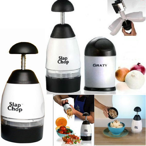 Slap chop chopper