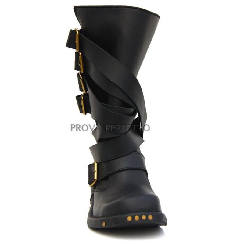 Compare Prices on Thigh High Biker Boots- Online Shopping/Buy Low ...
