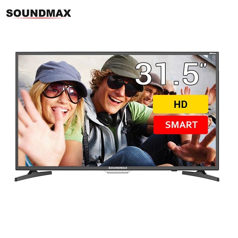 TV LED Soundmax SM-LED32M11S HDready SmartTV 3239inchTV цены