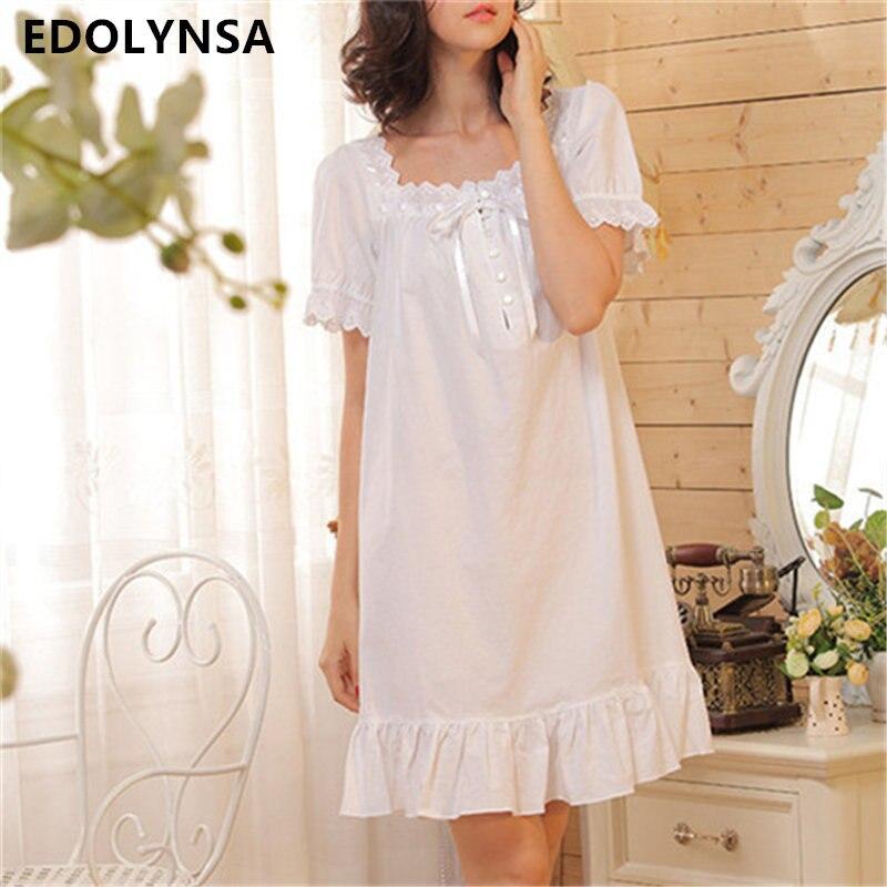 4061df8699 Nightgowns Sleepshirts 2018 Lace Sleepwear Sexy Home Dress Spaghetti Strap  Nightdress Modal Sleep   Lounge Nightgown Female H422