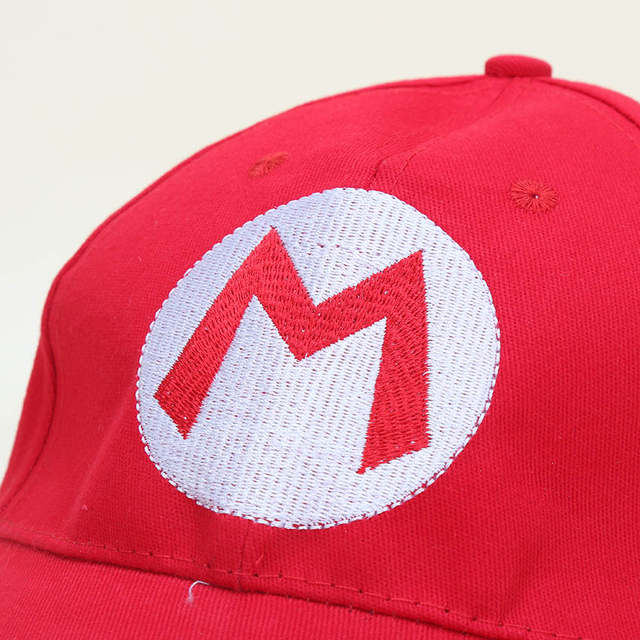 834cf92bc0c0 US $3.32 |5 colors Super Mario Bros Baseball Hat Caps Red Blue Purple  Yellow White Mario Luigi adjustable coton Hats-in Movies & TV from Toys &  ...