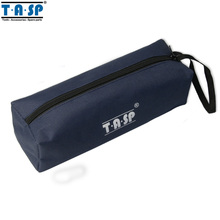 TASP Oxford Cloth 600D Navy Blue Small Tool Storage Bag with Carrying Handles