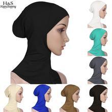 Накидка на голову для шеи тюрбан весенний платок на голову зимний мусульманский летний шикарный осенний доспехи для женщин