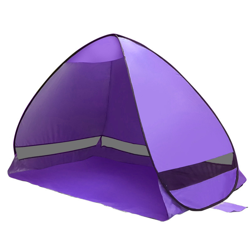 Automatic Camping Beach Tent Pop Up Instant Open Anti UV Awning Tents Outdoor Sunshelter BB55
