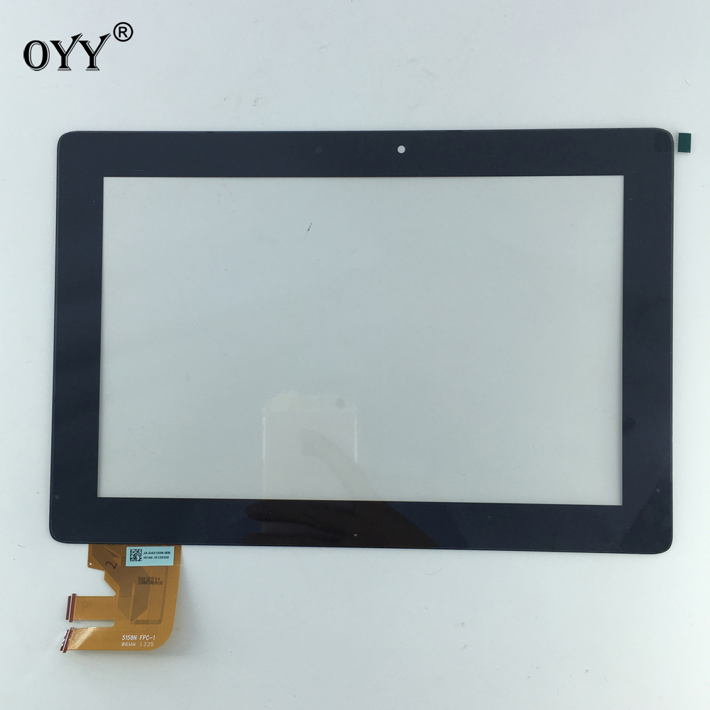 Touch Screen Digitizer Glass Sensor Panel For Asus EeePad Transformer TF300 TF300T TF300TG TF300TL 5158N FPC-1 VERSIN tf300 g01 replacement tablet touch screen panel digitizer for asus eeepad transformer tf300 tf300t version g01 69 10i21 g01
