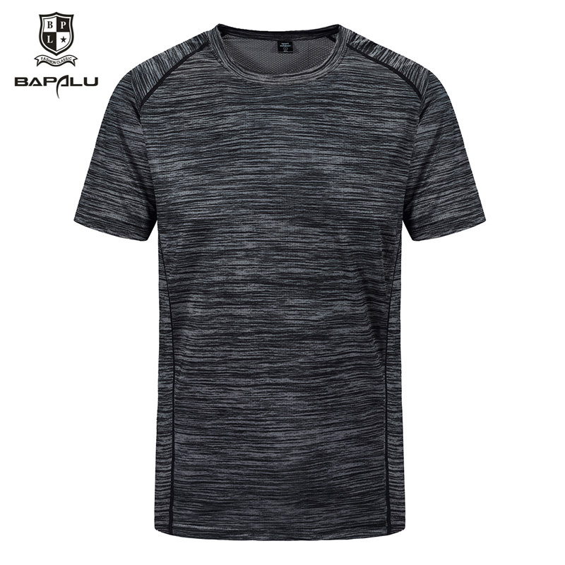 New T-Shirt Stretch Quick-Drying Breathable Large-Size Camouflage Summer 6XL 8XL Casual