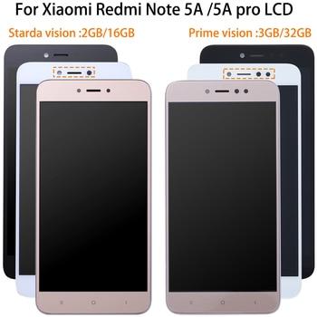 Display Touch Screen per Xiaomi Redmi Note 5A Prime Pro - Redmi Y1 Y1 Lite 1