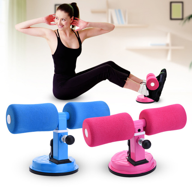 Sit Ups Assistant Device Home Fitness Exercise Equipment Healthy Bodybuilding Abdomen Lose Weight Gym Workout