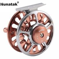 Nunatak MAXWAY HONOR 3 4 5 6 7 8 9 10 Interchangeable Fly Fishing Reel 3BB