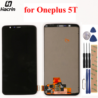 For Oneplus 5T LCD Display Touch Screen Panel LCD Screen Digitizer Assembly Replacement For Oneplus 5T