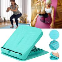 Calf stretcher Muscle Stretcher Slimming Fitness Tool for Foot Adjustable Incline Boards Anti slip Design Ankle Stretching