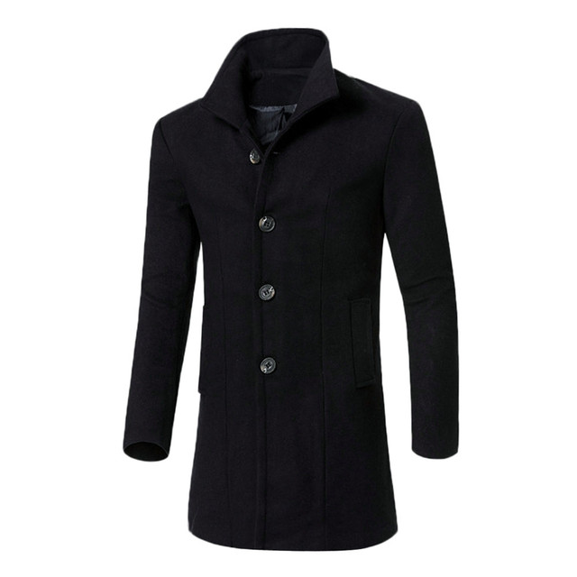 Autumn Coat Men Winter Men...