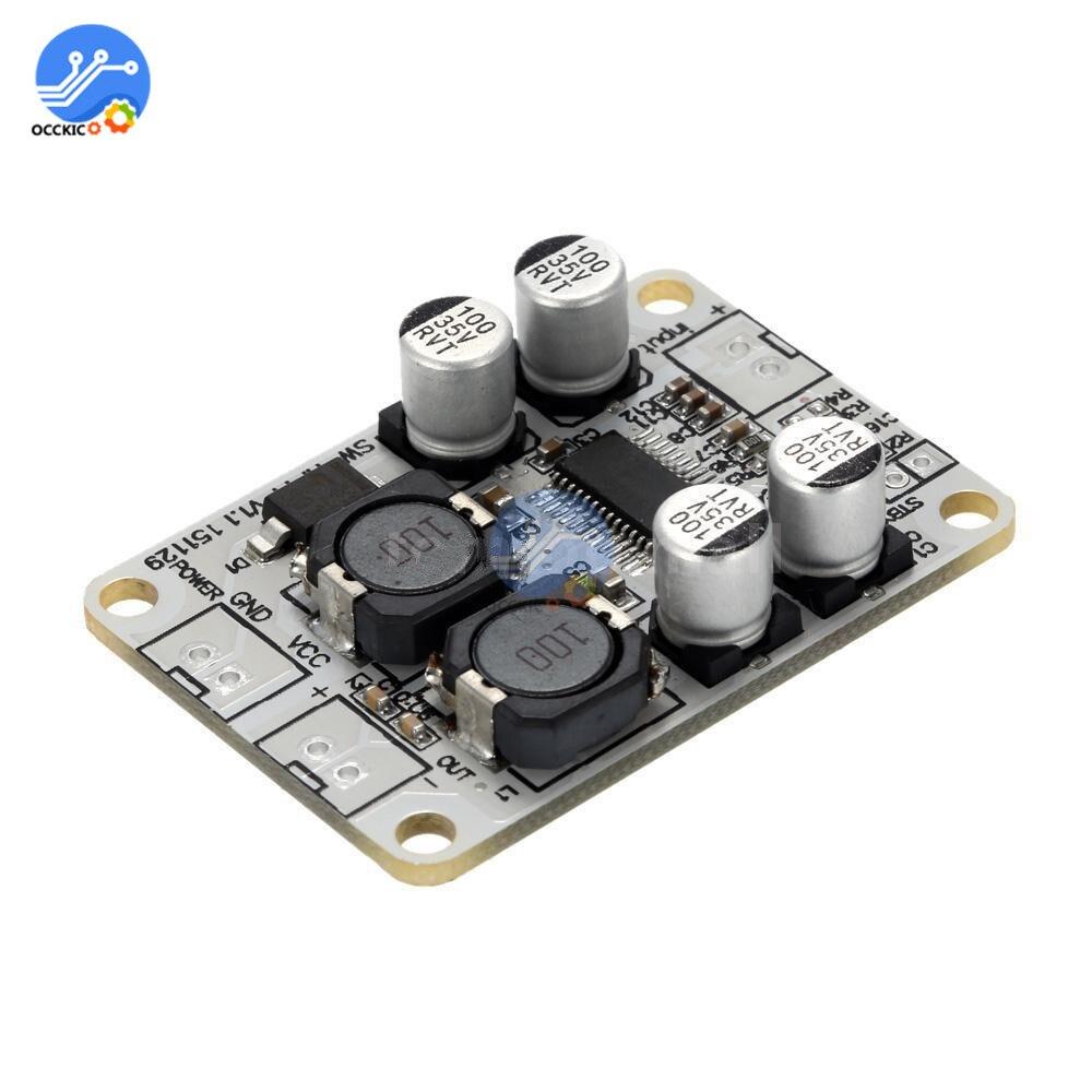 TPA3110 PBTL Mono Amplifier Board Audio Digital 30W DC 8-26V AMP Speaker Sound Stereo Board Subwoofer Filter