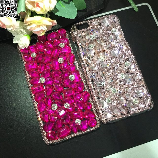 hot sale online f8fbf f762a US $14.99 |Lady 3D Jewelled Diy Handmade Elegant Rhinestone Phone Case for  Samsung Galaxy J5 J7 Prime J510 J710 Luxury Diamond Cover-in Rhinestone ...